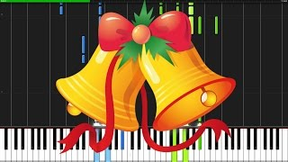 Jingle Bells [Piano Tutorial]