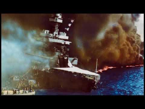 SkyCam16: Pearl Harbor Day