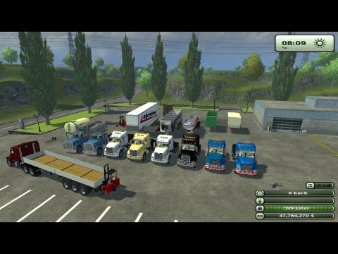 Mack Palfinger Transport Pack v1.0 Final