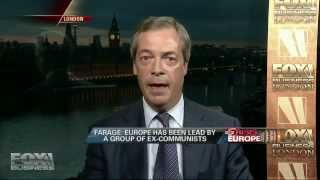 "Nigel Farage: ""Listen! The Whole Thing's a Giant Ponzi Scheme!"""