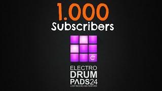 Download Lagu 1000 Subscribers | Bubble Gum Tutorial! Mp3
