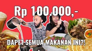 "Video 100 Ribu Makan Ala ""KOSAN"" Setiabudi dapet SOTO GEBRAK , TONGSENG , MARTABAK ACEH , ROTI CANE MP3, 3GP, MP4, WEBM, AVI, FLV September 2018"