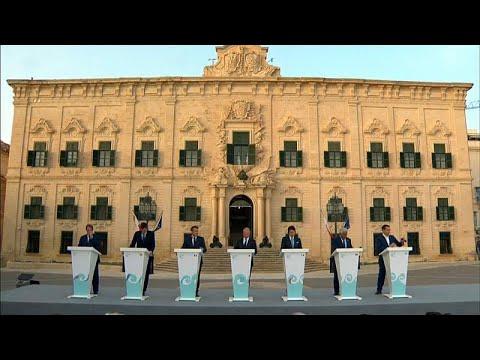 Frankreich: Präsident Macron warnt die Türkei im Streit um Erdgas vor Zypern