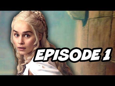 Game Of Thrones Season 5 Episode 1 – TOP 10 WTF