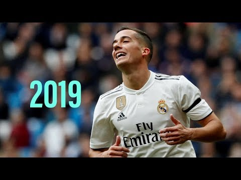 Lucas Vazquez 2019 - AMAZING Skills Show.