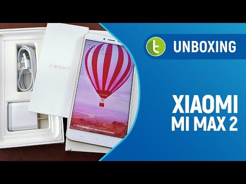 Unboxing e primeiras impressões do Xiaomi Mi Max 2  TudoCelular.com
