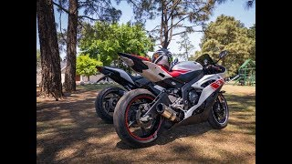 5. First Impressions of a 2008 Yamaha R6 | ChaosCauses Meetup