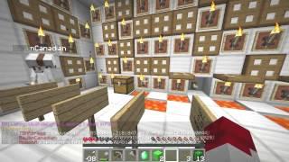 THE TACO NEVER DIES! w/Nooch, Bajan Canadian&Preston (Part 2, Minecraft)