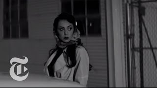 Nonton  A Girl Walks Home Alone At Night    Anatomy Of A Scene   The New York Times Film Subtitle Indonesia Streaming Movie Download