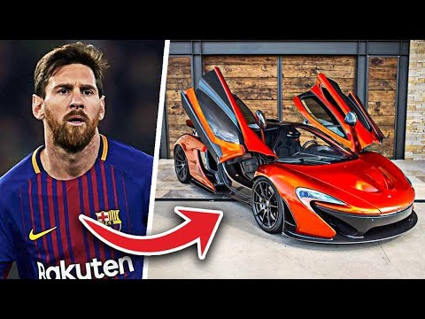 Top 10 RICHEST Football Players 2018