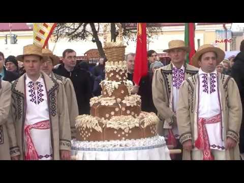 Видео: 'Дажынкi-2017' в Свислочи