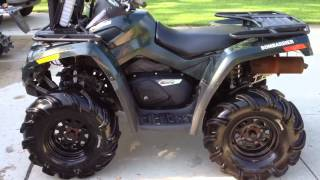 11. 2006 Can Am Outlander 800 Beast