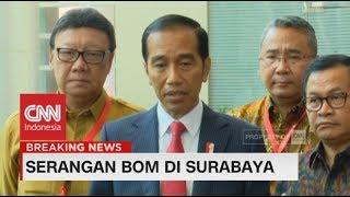 Video Jokowi: Ini Tindakan Pengecut & Biadab, Kita Akan Basmi - Serangan Bom di Surabaya MP3, 3GP, MP4, WEBM, AVI, FLV Agustus 2018