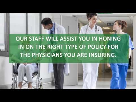 Professional Liability – Medical Malpractice Insurance