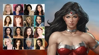 The Voices of Diana Prince, aka Wonder Woman Which Is Your Favorite Wonder Woman Voice?For More Comparing The Voices - https://www.youtube.com/playlist?list=PLEX-pRIMnN4Dsnye8NVhEzt9d0TaZzeOERemember to Like/Comment/Subscribe