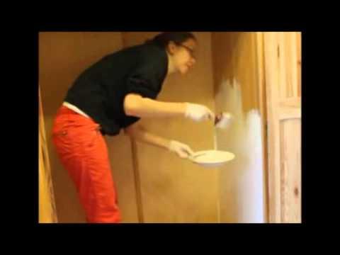 Покраска шкафа (видео)