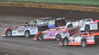 Cedar Lake (IN) United States  City pictures : 2016 Cedar Lake USA Nationals Intense B Main Highlights