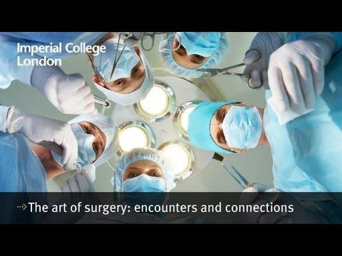 Die Kunst der Chirurgie - Begegnungen und Verbindungen