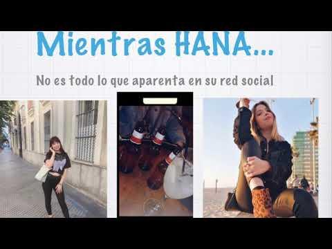 ¿ES REAL LO QUE VEMOS EN LAS REDES SOCIALES? La historia de Hana/ EDUCLIPS