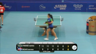 Watch the 2017 ITTF Pan Am Junior Championships Day 2 (Morning) LIVE! Subscribe here for more official Table Tennis...