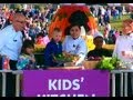 2013 White House Easter Egg Roll: Play with Your Food with the White House Chefs