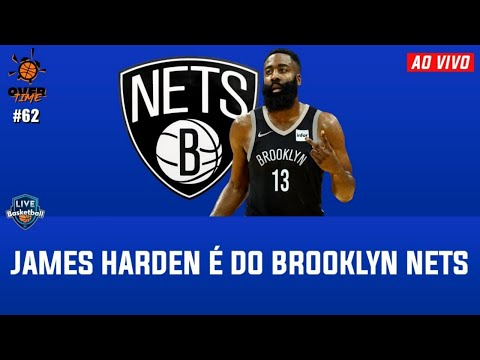 JAMES HARDEN É DO BROOKLYN NETS - OVERTIME #62