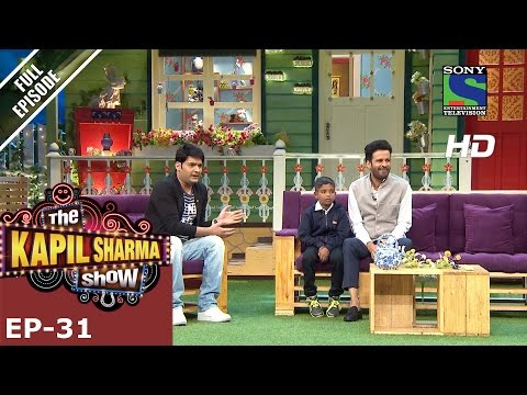 The Kapil Sharma Show-दी कपिल शर्मा शो–Episode 31–Manoj Bajpayee in Kapil's Mohalla–6th August 2016 (видео)