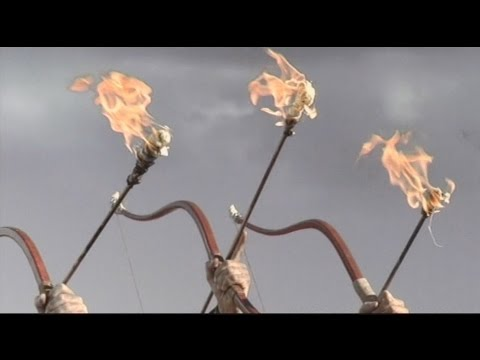Real Archers Never Used Fire Arrows