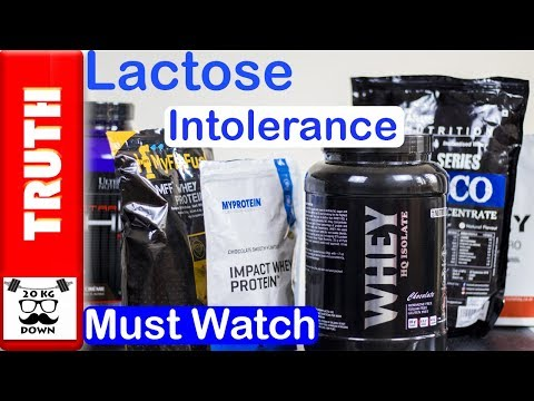 THE TRUTH ABOUT LACTOSE INTOLERANCE by 20KgDown