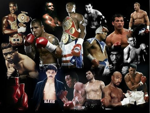 POUND FOR POUND: The Greatest Boxers Through The Years Pt.1(1980-1989)