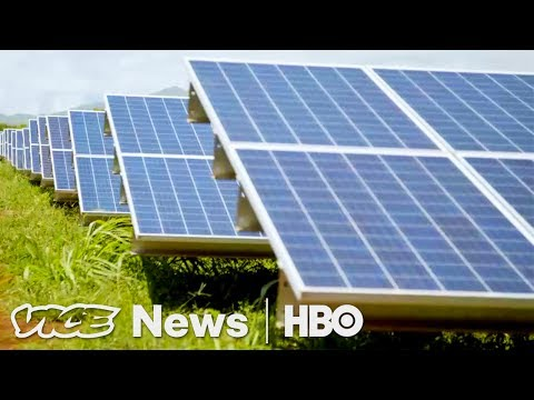 Tesla in Hawaii & Russia's Toxic Legacy: VICE News Tonight Full Episode (HBO)
