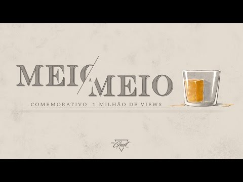 TheGusT MC's - Meio a Meio (Prod. Disstinto)