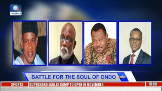 Sowunmi Berates Mimiko Over Ondo Guber Race Stance