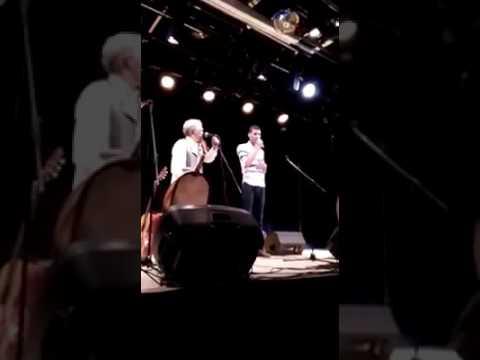 شاهد بالفيديو عبد الله حنفي من العزيزيه يتألق علي مسرح ساقيه الصاوي