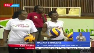 National volleyball women's team, Malkia Strikers set to depart for Olympic qualifiers in Cameroon