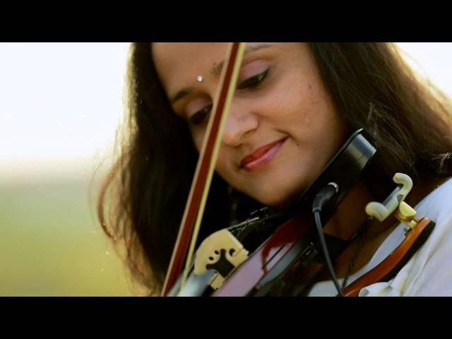 Beyond time roopa revathi violin cover hd cochin talkies