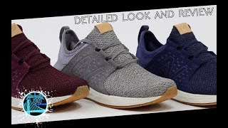 Hey Guys! Here is a quick detailed look and review of the New Balance Fresh Foam Cruz. You can find them available now at: http://bit.ly/2tJqWZ1Thanks for watching!!! Music Provided By: https://bit.ly/1dDCW4Phttp://www.WearTesters.comWearTesters Shop: http://bit.ly/1qkfTNLTwitter: https://twitter.com/nightwing2303Facebook: https://www.facebook.com/pages/Nightw... Instagram: http://instagram.com/nightwing2303
