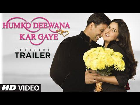 Official Trailer: Humko Deewana Kar Gaye |  Akshay Kumar | Katrina Kaif | Raj Kanwar,