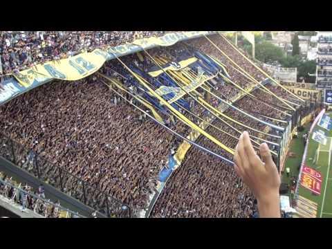 Boca Racing 2016 / Esta es la banda - Vals - Suben y bajan - La 12 - Boca Juniors