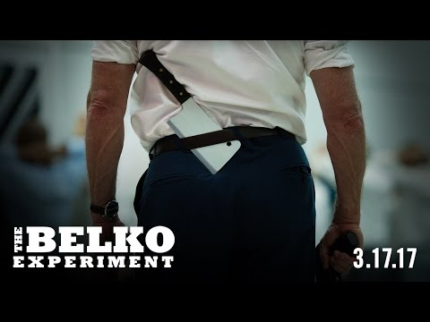 The Belko Experiment (Trailer 2)