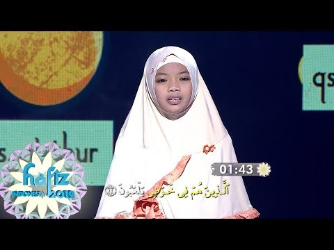 Hafiz Indonesia 2019 | Harta Ustman |  Gina 10th Lombok[14 Mei 2019]