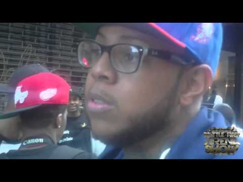 URL Battle Rap Arena: BTS – John John Da Don after his Battle with Math