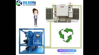 Vacuum Transformer Oil Filtration Machine for Oil Purification Treatment 6000L/Hr youtube video