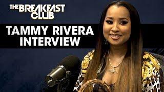 Video Tammy Rivera Opens Up About Waka Flocka, Talks New Single + More MP3, 3GP, MP4, WEBM, AVI, FLV Oktober 2018