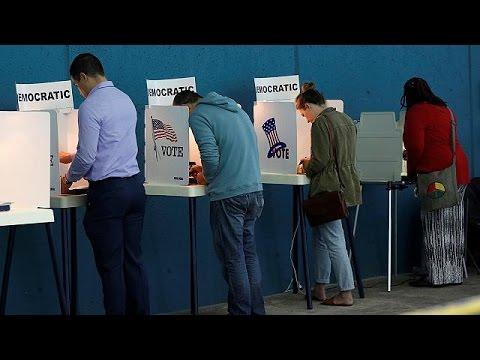 ΗΠΑ: Η τελευταία μεγάλη εκλογική μάχη για Κλίντον και Σάντερς