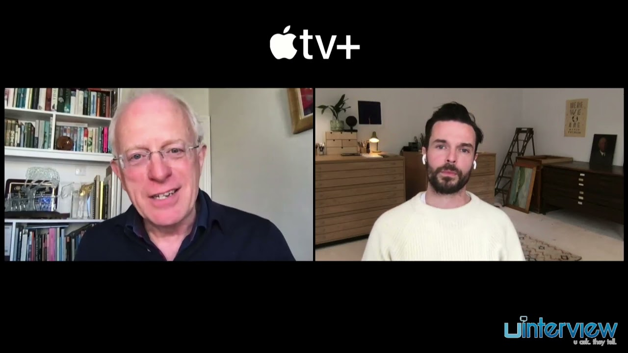 Mike Gunton & Oliver Jeffers on their Apple TV+ Earth Day films