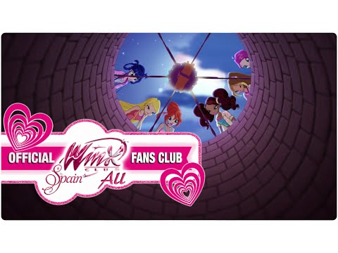 Winx Club 5x17 Faraway Reflections: The Answer to the Riddle