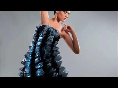 3 LED dresses