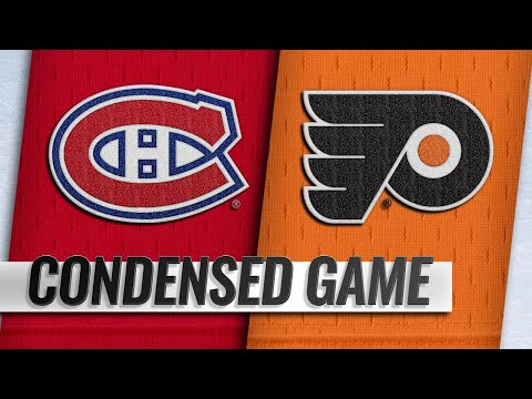 03/19/19 Condensed Game: Canadiens @ Flyers