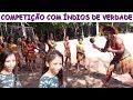 COMPETIMOS COM ÍNDIOS DE VERDADE - VIAGEM PARTE 3